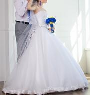 Свадебное платье для Золушки