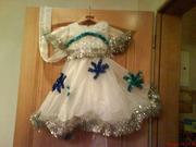 напрокат детские платья и костюмчик