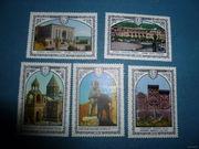 Срочно продам почтовые марки