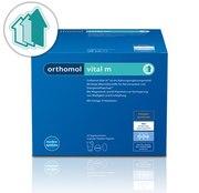 Orthomol Vital M избавляет от синдрома хронической усталости у мужщин