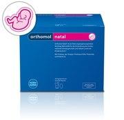 Orthomol Natal витаминный комплекс для планирующих и беременных женщин