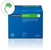 Orthomol Mental  для улучшения памяти из Германии
