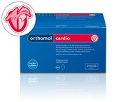 Orthomol Cardio  витамины  для укрепления сердечно -сосудистой системы