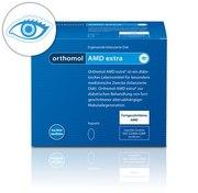 Orthomol AMD extra  витамины для питания глаз Киев Одесса