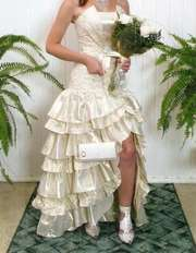 Продам выпускное(вечернее)свадебное платье