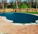 Всесезонные накрытия для бассейнов.