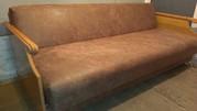Продам Диван-кровать срочно! Отреставрированный и перетянутый