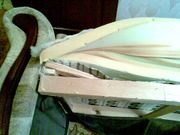 Ремонт диванов,  кроватей,  мягкой мебели на дому и в цеху! Виталий