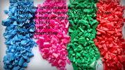 Покупаем дробленные полимеры: ПС,  ПП, ПНД, агломерат стрейч