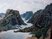 Фантастический горный каньон