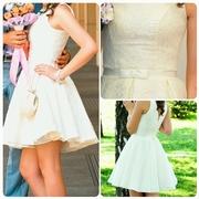 Продам платье в отличном состоянии (подойдет на свадьбу,  выпускной)
