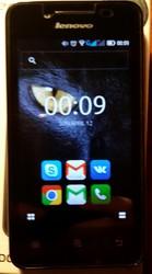 Продам смартфон Lenovo a319 rock star черный