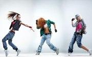 Hip-hop танцы для детей и подростков