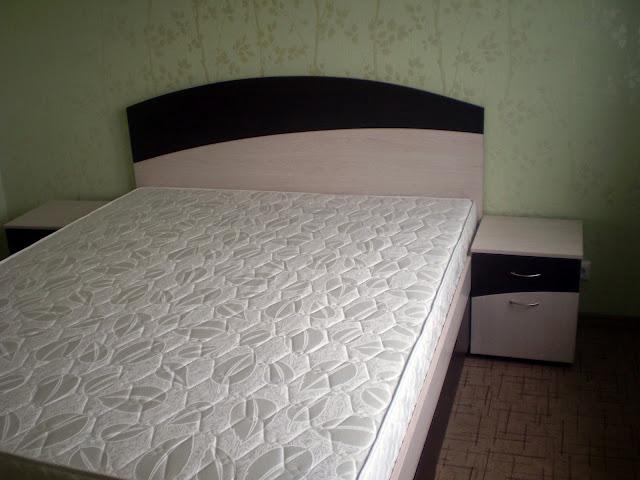 Кровать своими руками из дсп фото