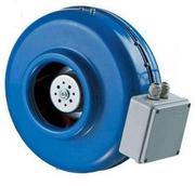 Вентилятор канальный круглый d=100..315мм