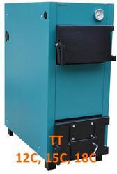 Твердотопливный котел Proteh - ТТ-12кВт (дрова уголь пелеты)