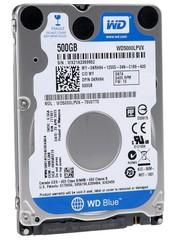 Продам жесткий диск Western Digital Blue 500GB 5400rpm