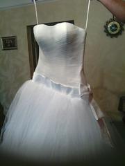 продам красивейшее свадебное платье