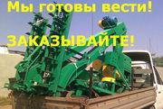 ЗМ 80У 80 т/у зернометатель новый