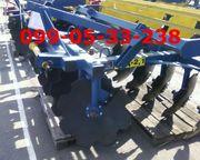 АГД-2.8 агрегатируется с тракторами мтз-892/920 (навесная -оригинал)