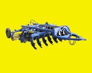 Прицепная АГД-2.8Н агрегатируется с тракторами мтз-892/920(оригинал)