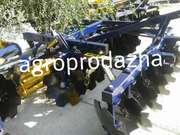 навесная АГД-3.5 агрегатируется с тракторами мтз-1025/т-150смд