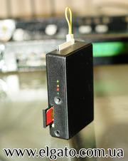 GPS-трекер Elgato - мониторинг за автомобилем