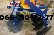 АГД-2, 8Агрегат почвообрабатывающийАгрореммашМТЗ-100/102