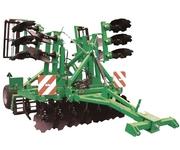 АГМ-4, 2(2)Агрегат почвообрабатывающийВелес-АгроТ-170, ХТЗ-200