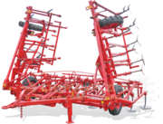 КПС-8Культиватор (со складными крыльями)Червона зирка