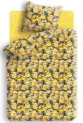 купить  детское постельное белье Миньоны недорого в наличии!