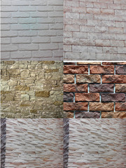 Декоративный камень: производство,  доставка,  укладка