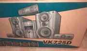 DVD стерео система Panasonic SC-VK725D