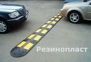 Искусственная дорожная неровность Лежачий полицейский,  в Украине