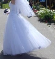 Продам срочно свадебное полатье в идеальном состоянии