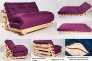 Стильный диван кровать,  диван футон.