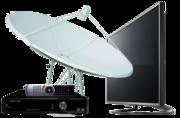 Спутниковое ТВ Днепропетровск: установка,  настройка антенн