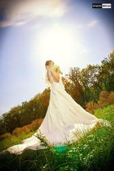 Продам шикарное и нежное свадебное платье