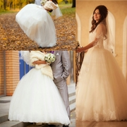 продам свадебное платье бу в отличном состоянии