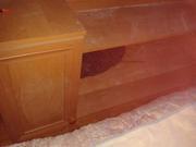 Продам комплект мебели (стенка)