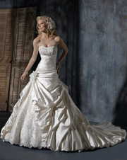 Продам свадебное платье Maggie Sottero