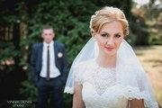 Шикарное свадебное платье ТМ Tanya Grig