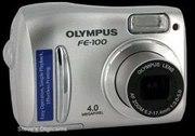 Продам цифровой фотоаппарат Olympus FE-100