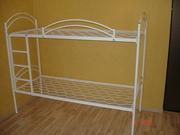 Кровать металличееская двухъярусная Копейка