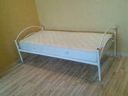 Кровать металлическая Сенс