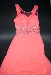 коллекционное вечернее платье в пол