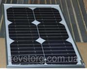 Зарядное Солнечная панель Solar board 20W 18V 45*36 cm
