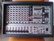 микшерный пульт беринжер 880