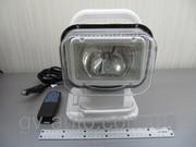 Поисковый прожектор CH-001HID35W , ксенон 35Вт,  радиоуправляемый на маг