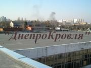 Кровля крыш ,  ремонт крыши в Днепропетровске
